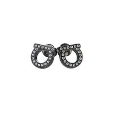 [오늘출고] [페라가모] 간치니 크리스탈 귀걸이 76 0123 CRY RUTB 0696578