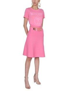 Moschino Knitted Skirt SS21