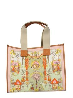 Etro Shopping Bag With Ornamental Print SS21