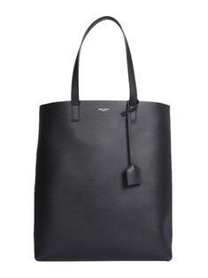 Saint laurent Shopping Bag With Logo SS21