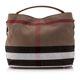 Burberry Medium Canvas Hobo Bag