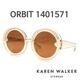 Karen Walker - 카렌워커 선글라스 ORBIT 1401571 오비트 10주년한정판 골드 1