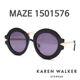 Karen Walker - 카렌워커 선글라스 MAZE 1501576 마제 검정 100%정품 보증서포