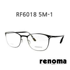 | Other Brand | Renoma - Renoma 레노마 안경 RF6018 5M-1 레노마 6018