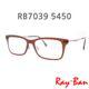 Ray Ban - RAYBAN 레이밴 안경 RB7039 5450 레이밴 7039