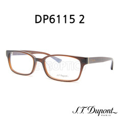 Dupont - DUPONT 듀퐁 안경 DP6115 2 듀퐁 6115