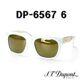 Dupont - DP6567 6 화이트&골드미러 2014신상품