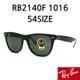 Ray Ban - RAYBAN 레이벤 선글라스 RB2140F 1016 54size 블랙