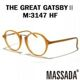 | Other Brand | MASSADA - 마사다 안경 THE GREAT GATSBYⅡ M3147 HF 오렌지