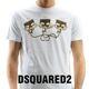 Dsquared2 - [폴리모다]14SS 디스퀘어드 74GC0880 큐트 몽키스 0880