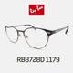 Ray Ban - 레이밴 Ray-Ban RB8728D 1179 티탄
