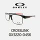 Oakley - 오클리 안경테 OAKLEY CROSSLINK OX3220-0456