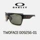 Oakley - 오클리 선글라스 OAKLEY TWOFACE OO9256-01