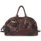 Prada Brown Deerskin Bag