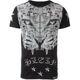 Philipp Plein - [대구디몬트]17SS MASTER 반팔 티셔츠(블랙) MTK0095