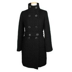 | Other Brand | CROLLA - 크롤라 꼬르소꼬모 블랙 벨트장식 울 니트 코트(38) 노블하우스