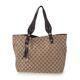 [Vintage] Gucci 229852 Jacquard Shoulder Bag