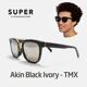  Other Brand   RETRO SUPERFUTURE - RETRO SUPERFUTURE Akin Black Ivory - TMX