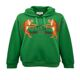 Gucci Tiger Print Cotton Sweatshirt