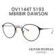 Oliver Peoples - OLIVER PEOPLES OV1144T 5193MBRBIR DAWSON