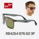Ray Ban - RB4264 876 6O 3P RAYBAN 레이밴 4264 레이밴선글라스