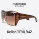 GUCCI - TOMFORD 톰포드 Kellan TF90 842 톰포드 선글라스 풀세트