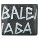 Balenciaga - 19 S/S 발렌시아가 가죽 그래피티월렛 510476 0EE12 1080