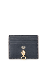 Fendi Leather Card Case