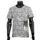 | Other Brand | LANEUS - [배송] 라네우스 Two-tone 프린팅 티셔츠