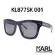 | Other Brand | KARL LAGERFELD - 칼라거펠트 KL877 001 검정 수지선글라스 KARL LAGERFELD