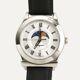중고 Ferragamo - 페라가모 문페이즈 스틸 가죽스트랩 시계(33mm) 노블하우스
