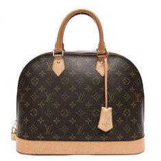 중고 Louis Vuitton - 뉴욕명품/ M40878 모노그램 신형 알마MM 토트백