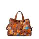 MCM Flower Two Way Bag