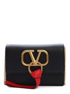 Valentino - [비엔비명품관] VALENTINO 발렌티노 VRING 체인 크로스백