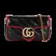 구찌 마몽 마몬트 슈퍼 미니백 GG Marmont super mini bag 574969 0OLFX 8277 가죽 블랙 여성 숄더백 5749690OLFX8277