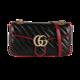 구찌 19프리폴 마몬트 스몰 GG Marmont small shoulder bag 443497 0OLFX 8277 마틀라세 가죽 여성 숄더백 4434970OLFX8277