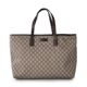 Gucci PVC  Shopper Bag (211120)