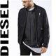 Diesel - ◆인천 데님샵◆ [출혈세일] DIESEL 라이더 윈드자켓 블랙