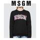 MSGM - MSGM 우먼 스윗셔츠/ MSGM 맨투맨/MSGM 스웨트셔츠/MSGM 타