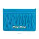 Miu Miu - 19FW [미우미우] 마테라쎄 카드 지갑 5MC208N88