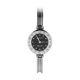 블랙 비제로원 스틸 여성 시계