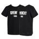 [passo97] 국내 지방시 키즈 로고 블랙 티셔츠 H25077