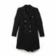 Smythe Women's Gray Cadet Coat (44)