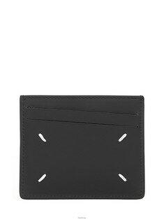 21SS 메종마르지엘라 블랙 카드 지갑
